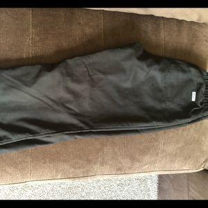 Greys anatomy xsmall black scrub pants